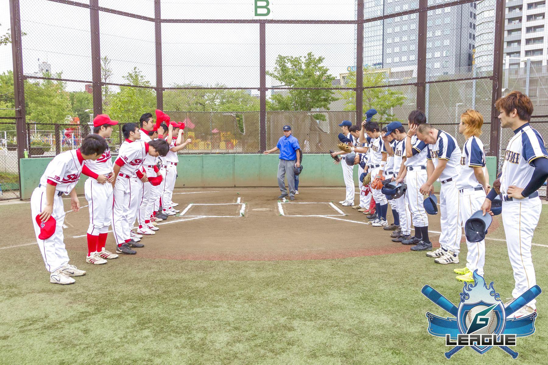 公園 場 錦糸 野球